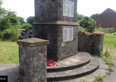 Dunton Green War Memorial