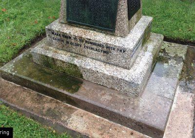 Harbury War Memorial