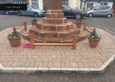 Dunchurch & Thurlaston War Memorial