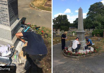 North Fleet Cemetery War Memorial