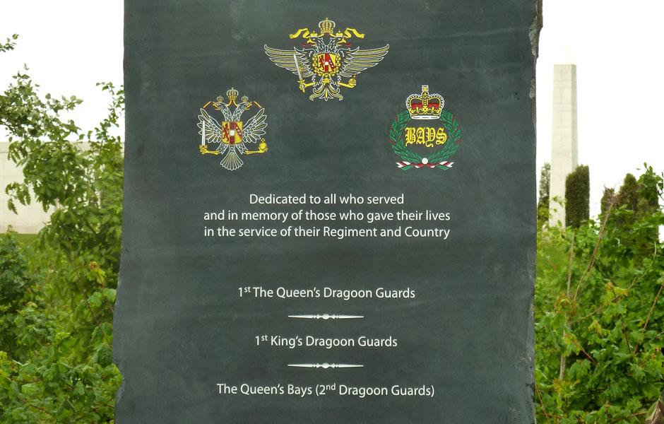 Queen's Dragoon Guards Memorial