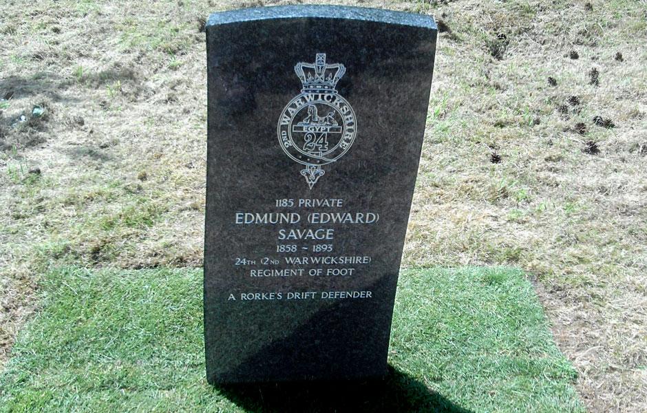 Rorke's Drift – 'Savage' Memorial