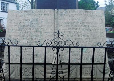 Llantwit Major Memorial
