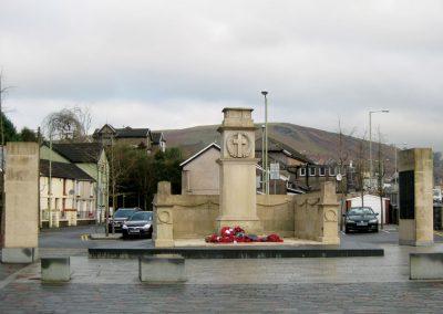 Porth War Memorial