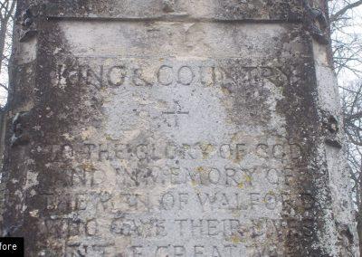 Walford War Memorial