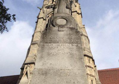 St. Augustine's Hippo War Memorial